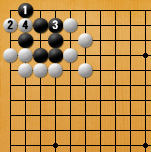 詰碁21_解3