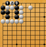 詰碁23_解1