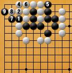 詰碁30_解2