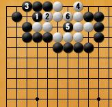 詰碁33_解2