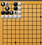 詰碁3-8_解2