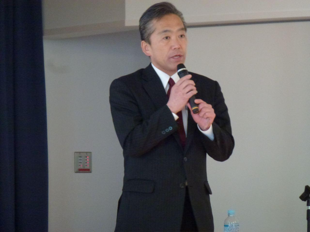 遠藤町長(2月14日)