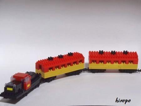 nanoトロッコ列車A450
