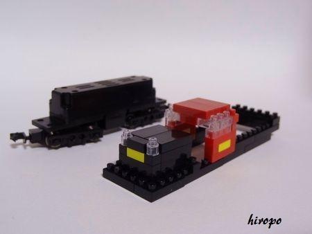 nanoトロッコ列車C450