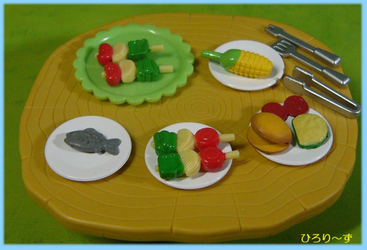 くらべっこ♪ バーベキューセット食材 6