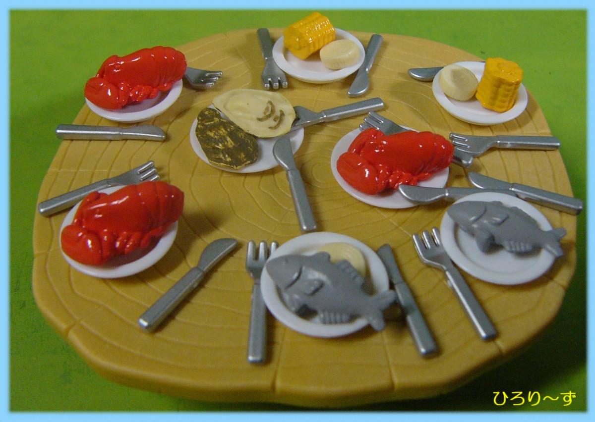 くらべっこ♪ バーベキューセット食材 10