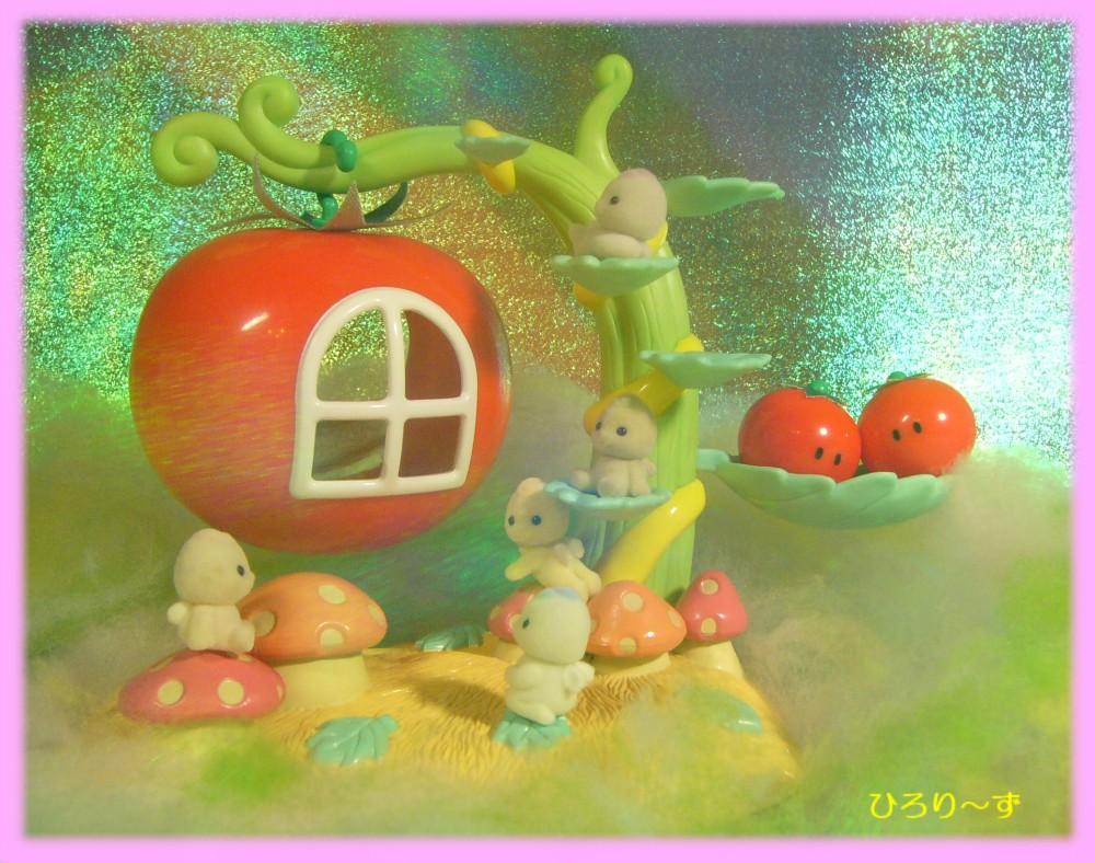 眠りの森のトマト ストーリーカード 4