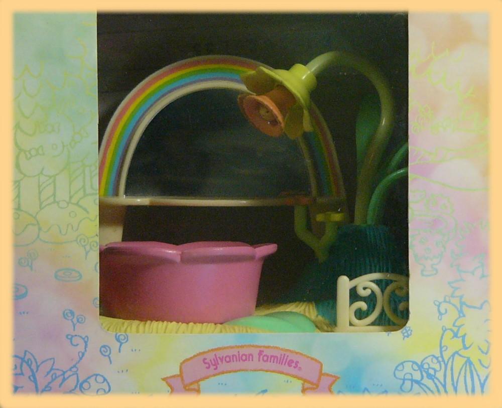 花園のシャワー 箱 2