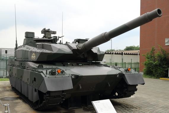 10式戦車-S