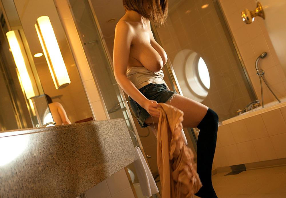 AV女優 大島あいる ハメ撮り セックス画像 24