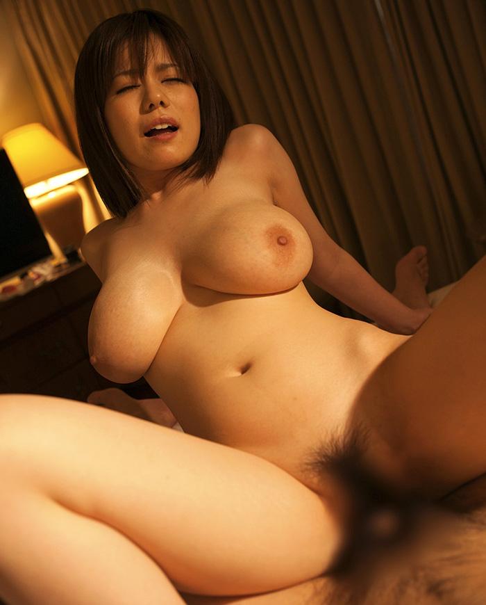 AV女優 大島あいる ハメ撮り セックス画像 49