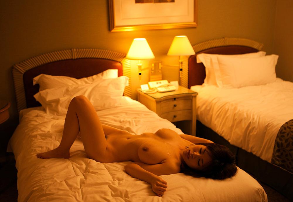 AV女優 大島あいる ハメ撮り セックス画像 60