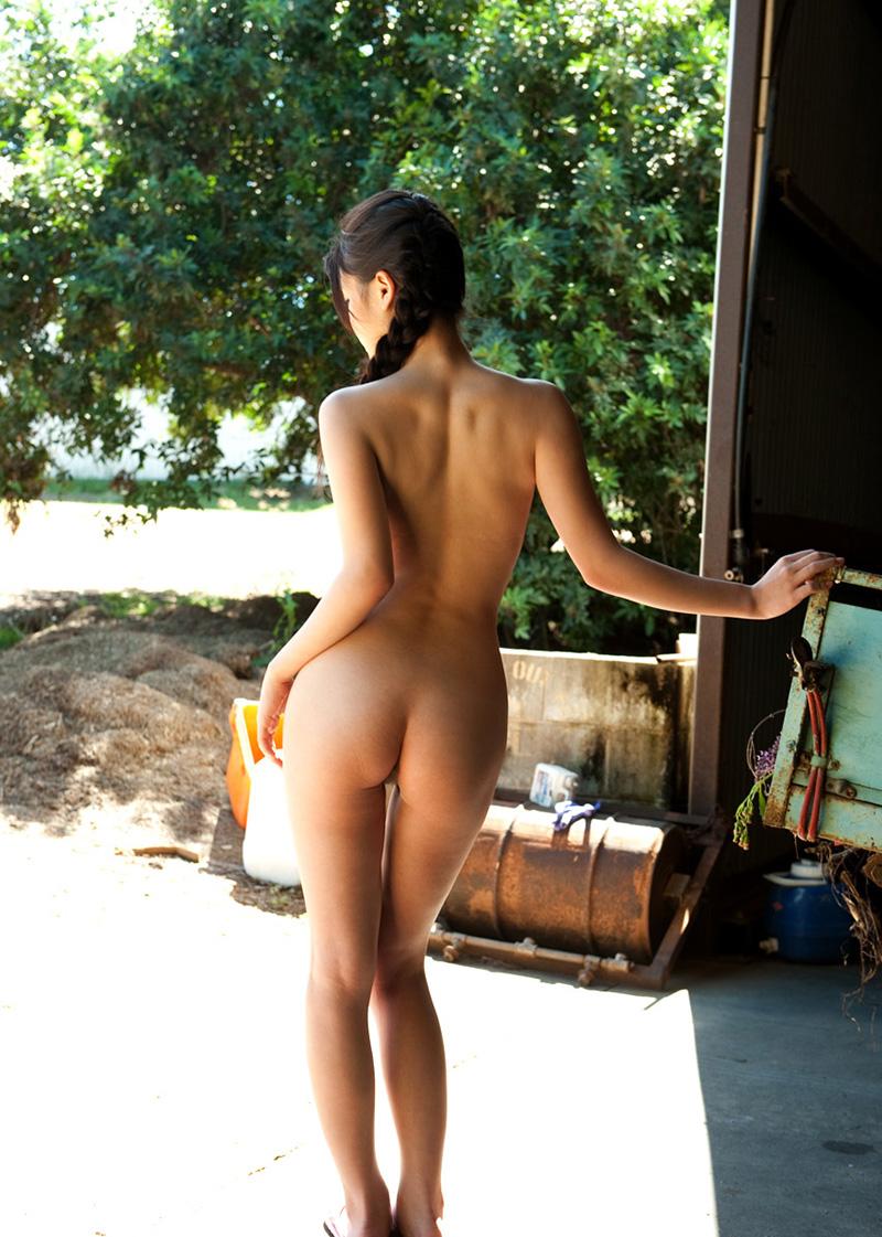 全裸 ヌード 画像 21