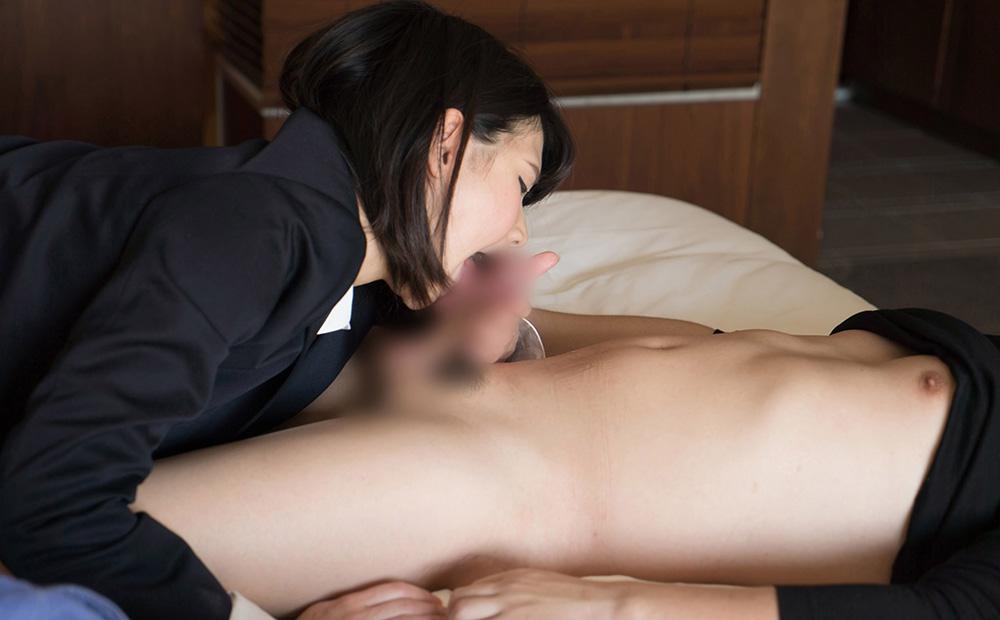 白咲碧 セックス画像 44