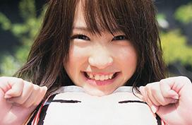川栄李奈 「かわえいちゃんが金メダル」 グラビア画像