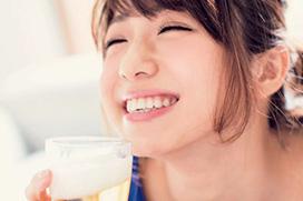 中村静香 飲み姿だけじゃなく、どんな姿も可愛い!