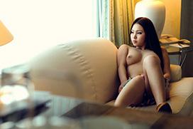 グラマラスギャルの濃厚ハメ撮りセックス画像