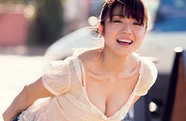 中村静香 限界NUDYバスト!