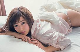 安枝瞳 エロすぎる魅惑のヒップライン!!