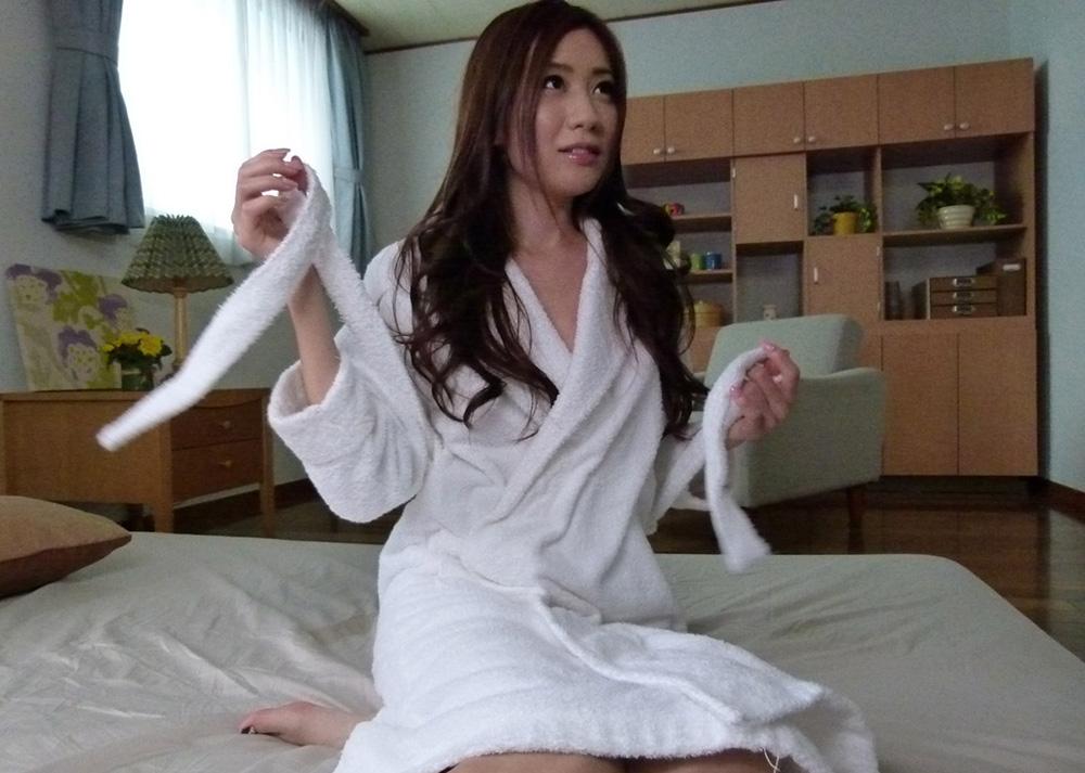 前田かおり 無修正 AV 画像 26