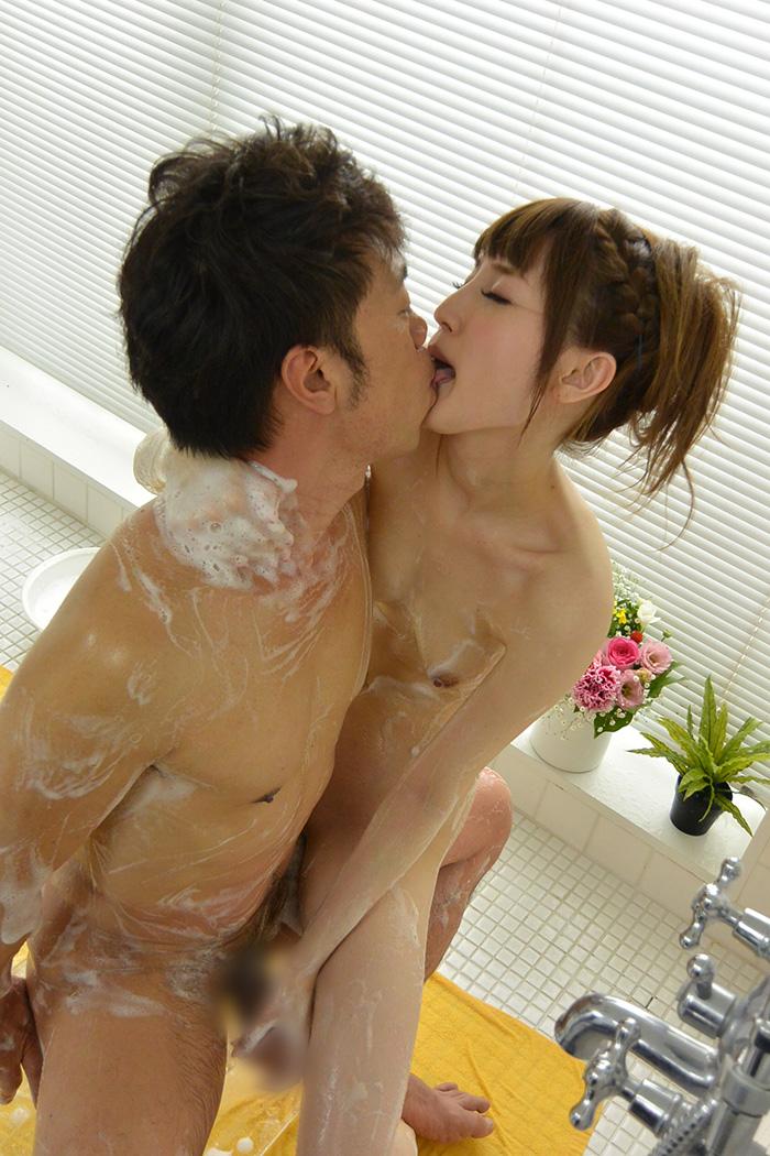 愛沢かりん AV 無修正 画像 14