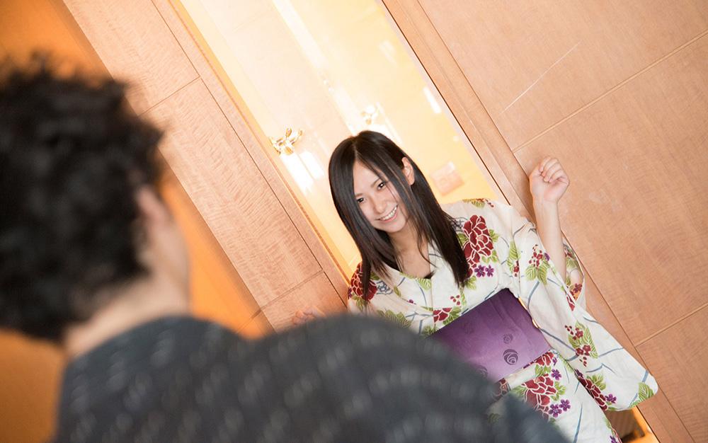 平塚麻衣 浴衣 セックス画像 2