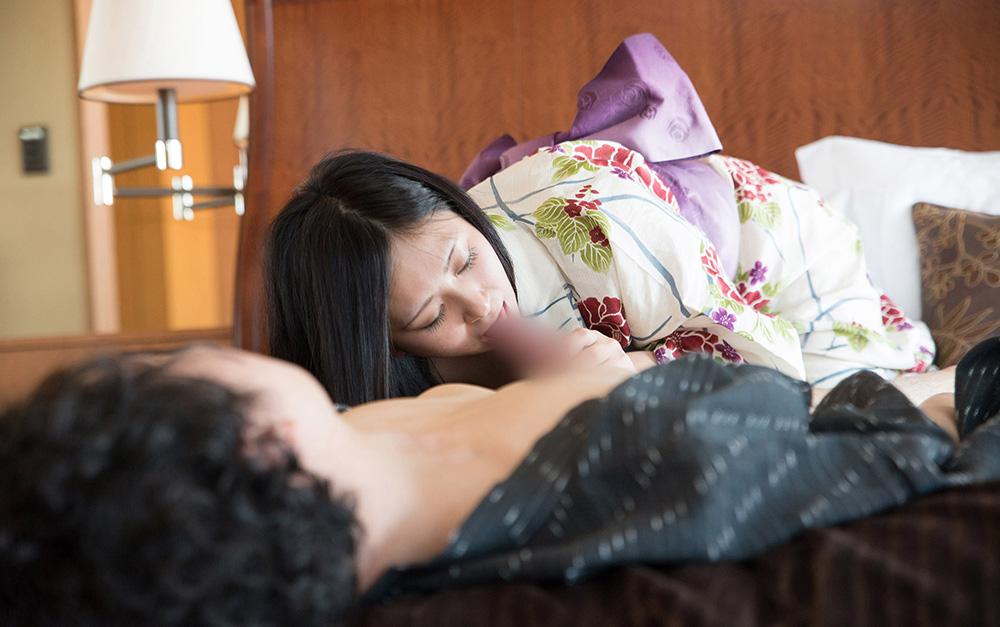 平塚麻衣 浴衣 セックス画像 28