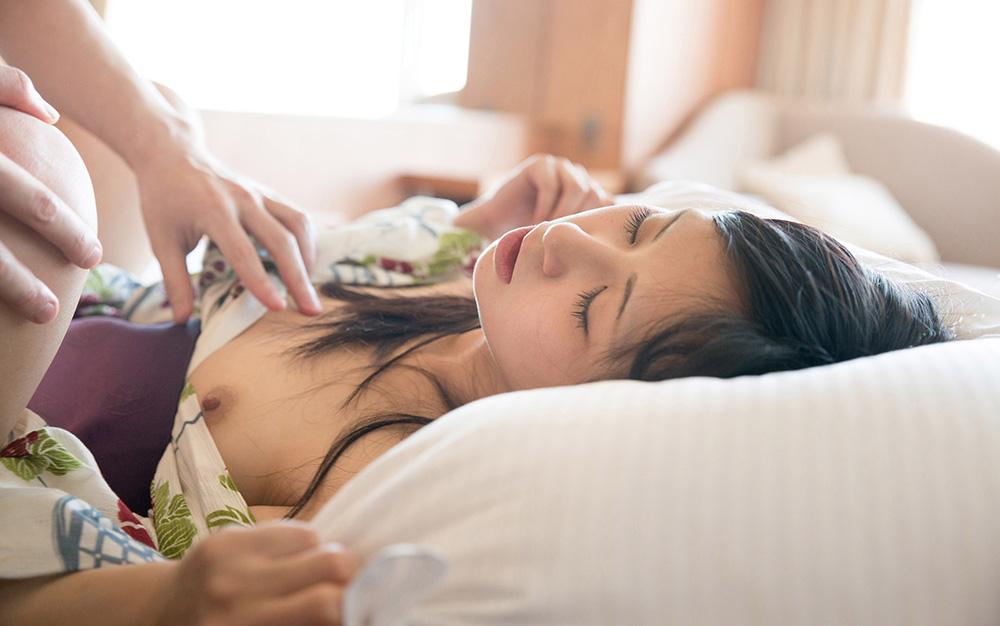 平塚麻衣 浴衣 セックス画像 40