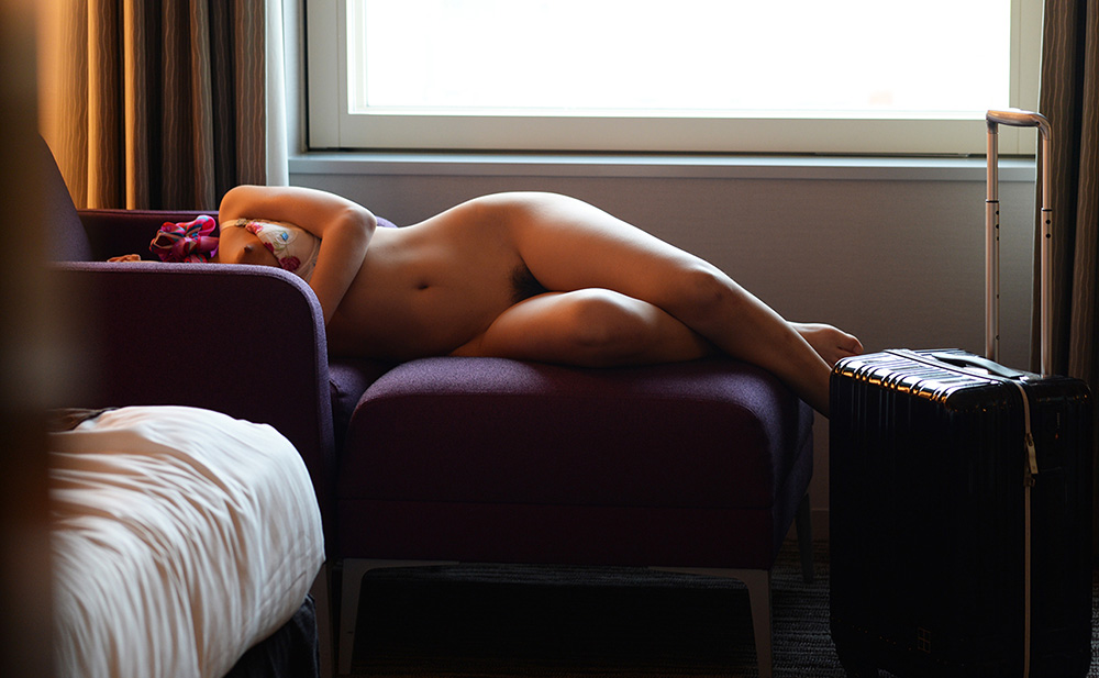AV女優 浜崎真緒 CA コスプレ セックス画像 21
