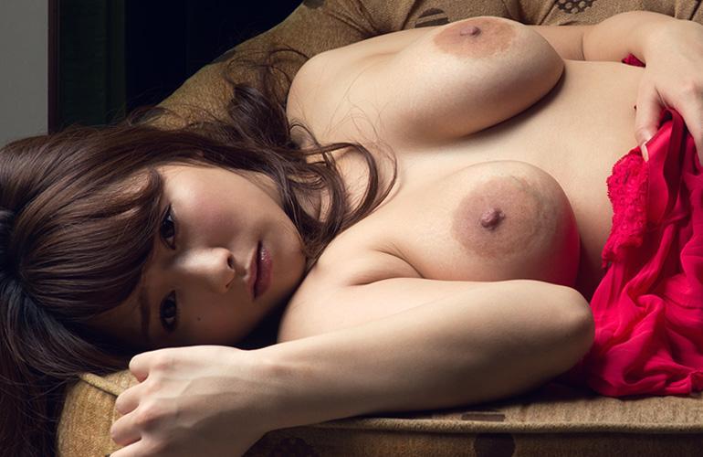 白石茉莉奈 × おっぱい