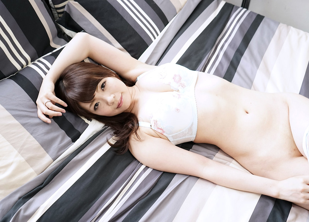 AV女優 水城奈緒 無修正 AV 画像 10