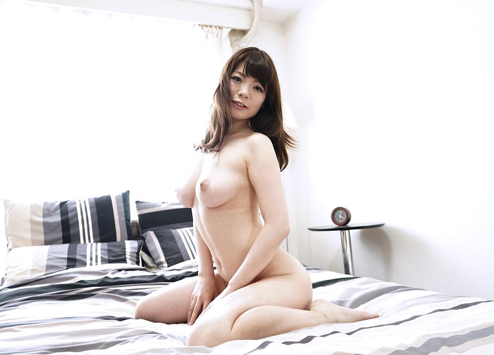 AV女優 水城奈緒 無修正 AV 画像 14