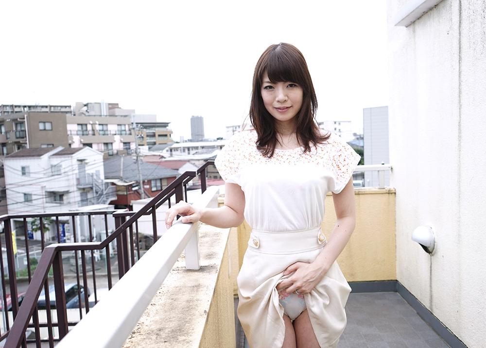AV女優 水城奈緒 無修正 AV 画像 16