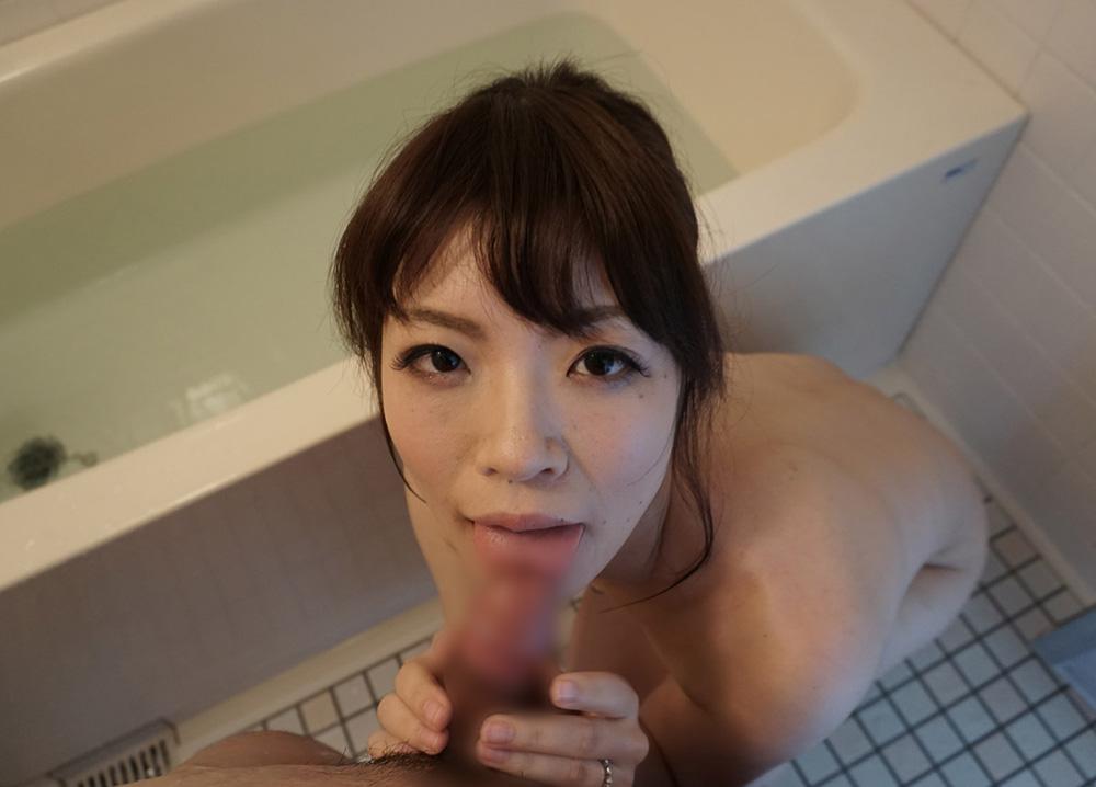 AV女優 水城奈緒 無修正 AV 画像 28