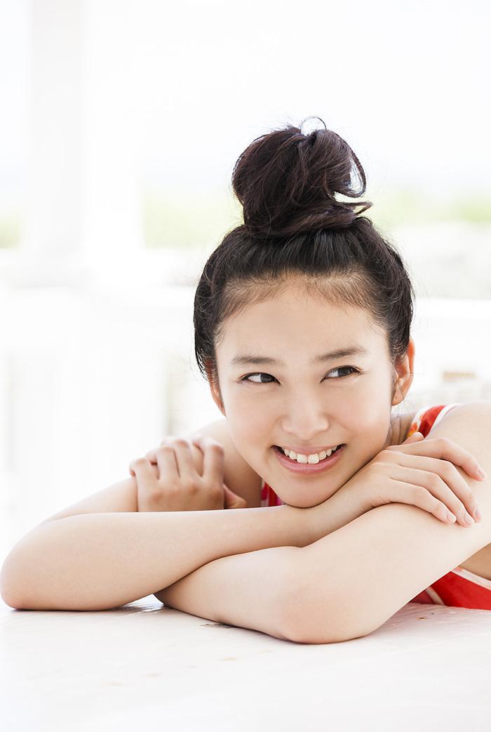 可愛い女の子 ハニカミ画像 8