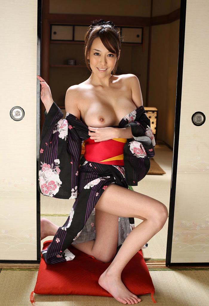 浴衣 ヌード 画像 2