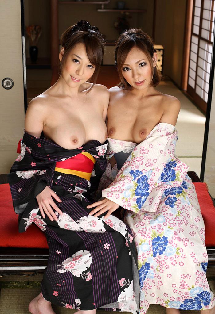浴衣 ヌード 画像 6