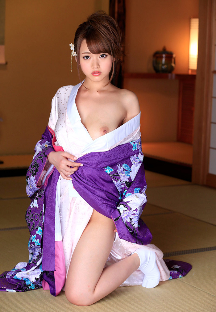 浴衣 ヌード 画像 9