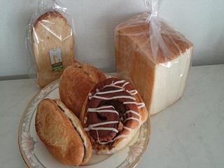 ラパンのパンです