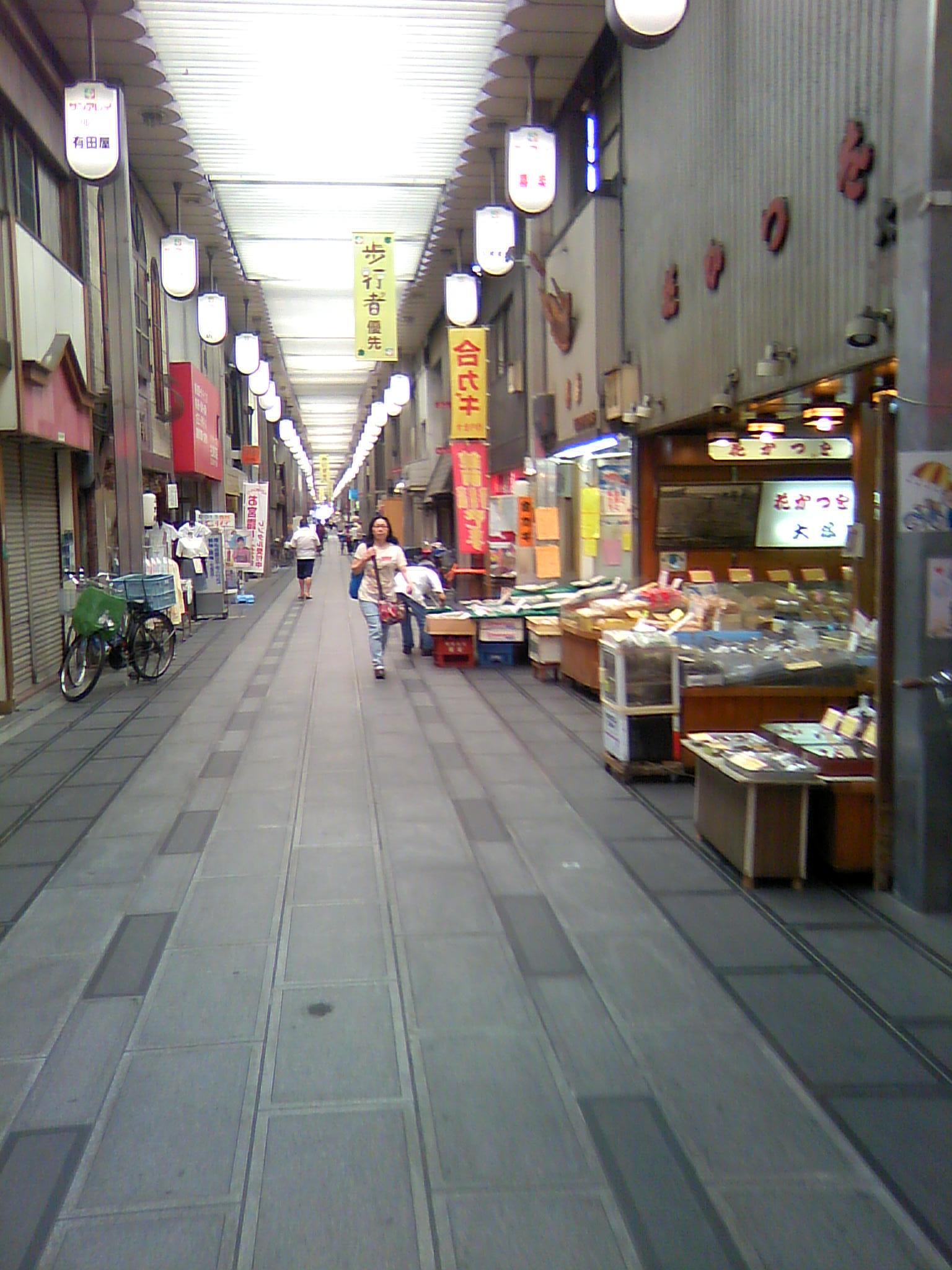 平野南海商店街