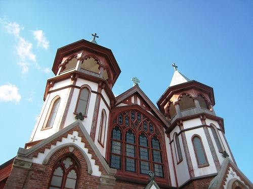 明治村・聖ヨハネ教会堂
