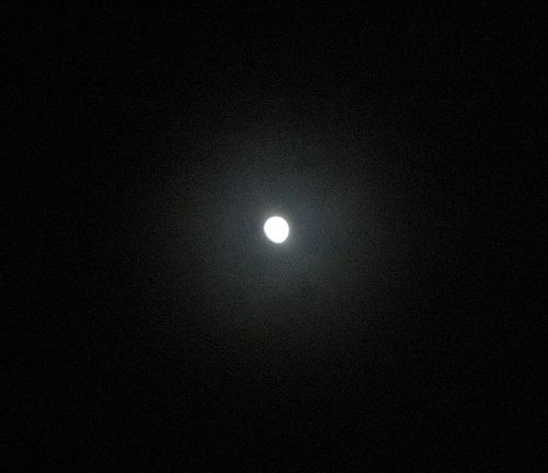 きょうのお月さん