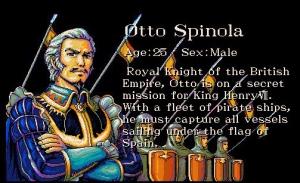 スピノーラ卿