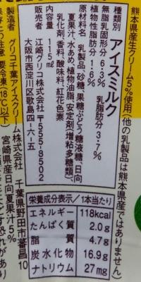 17ice日向夏&ミルク