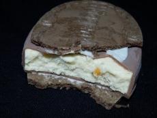 クリスピーサンドショコラオランジュ