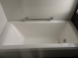 お風呂の湯船スクエアタイプ