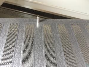 換気扇のフィルターの汚れ2