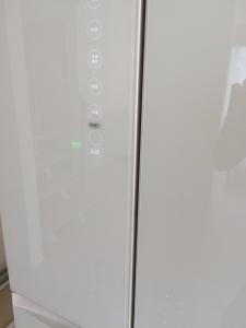 東芝冷蔵庫タッチパネルの操作盤