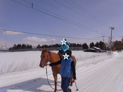 13_引き馬