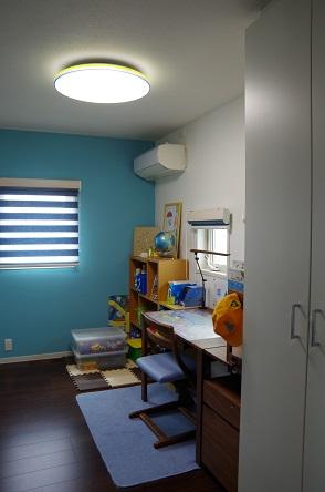 入居後子供部屋1